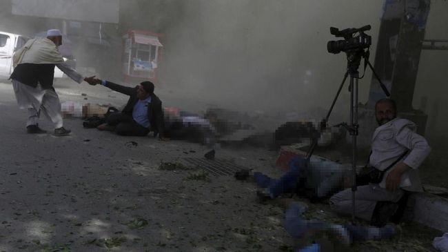 Bom Bunuh Diri di Afghanistan, 15 Orang Tewas