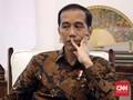 'Diserang' Corona, Jokowi Minta Dukungan Buruh dan Nelayan