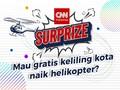 Yuk Naik Helikopter Gratis Bersama CNNIndonesia.com