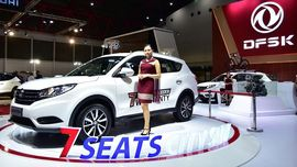 SUV Terbaik di IIMS 2018 Diraih Mobil China