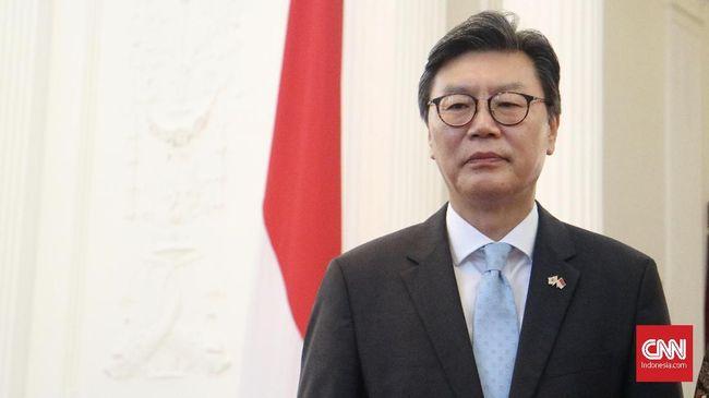 Korea Selatan melirik investasi sektor digital di Indonesia. Duta Besar Korsel untuk RI Kim Chang Beom menilai sektor digital Indonesia memiliki potensi.