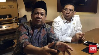 Fahri dan Fadli Resmi Dapat Bintang Mahaputera dari Jokowi