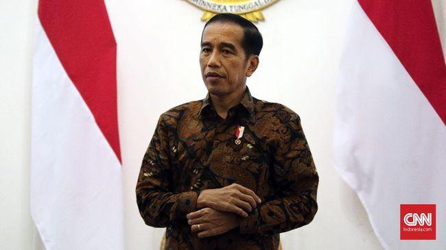 Respons Jokowi soal 696 WNI Ikut Tablig Akbar di Malaysia