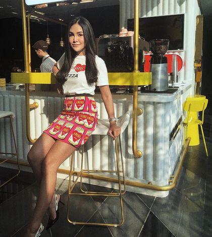 Foto: Ini Pang Ployvarin, Sosialita Cantik Anak Bos Perusahaan Wine