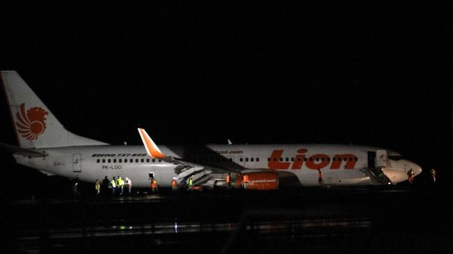 Basarnas Temukan Puing Pesawat Lion Air di Tanjung Karawang