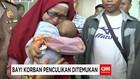 Bayi Korban Penculikan Ditemukan
