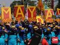 Yogya Tak Rayakan May Day, Alihkan Rp100 Juta untuk Corona