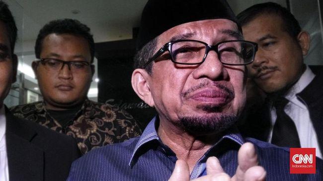 Salim Segaf Aljufri mengatakan PKS konsisten menggulirkan gerakan #2019GantiPresiden dengan mengusung Prabowo Subianto-Sandiaga Uno di Pilpres 2019.