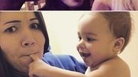 <p>Sebelum punya anak seru-seruannya sama teman-teman. Setelah si kecil lahir, seru-seruannya sama si kecil dong. (Foto: Via Instagram @gottoddlered)</p>