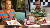 <p>Saat belum punya anak, pesan makan buat diri sendiri saja. Saat anak-anak sudah hadir, apalagi kalau anaknya tiga, satu piring pun dimakan ramai-ramai. (Foto: Via Instagram @gottoddlered)</p>