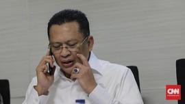 Ketua DPR Pantau Rekonstruksi Kasus Peluru Nyasar ke DPR