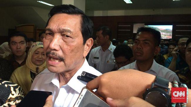 Luhut menegaskan bahwa rakyat Indonesia memiliki harga diri atau dignity yang tidak ingin Indonesia punah dan rela mati demi membela NKRI.