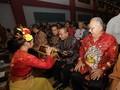 Edy-Ijeck Hadir, Tari Melayu dan Kungfu Berpadu