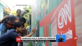 VIDEO: Keseruan Kampung Piala Dunia di Cirebon