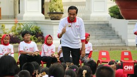 10 Provinsi Tertinggi Stunting Disoroti Jokowi