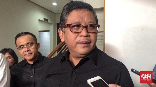 Sekjen PDIP Hasto Kristiyanto menyebut dukungan PKB ini semakin memantapkan koalisi Jokowi untuk mempersiapkan Pilpres dan Pileg 2019.