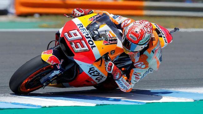 Marquez: Sulit untuk Tidur di MotoGP Italia