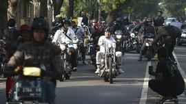 Wacana Pembatasan Motor di Jalan Disebut Keinginan Pribadi