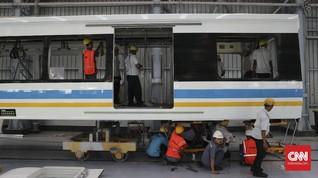 INKA Klaim Bisa Bikin Kereta Lebih Murah dari Produk China