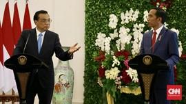 PM China Puji Kemajuan Indonesia dalam 10 Tahun Terakhir