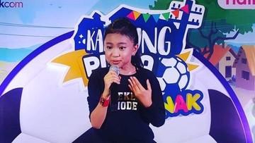 Senang Tapi Nervous, Cerita Penyanyi Cilik Zara Leola Selesai UN