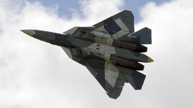 Beli Alutista ke Rusia, AS Beri Sanksi pada Militer China
