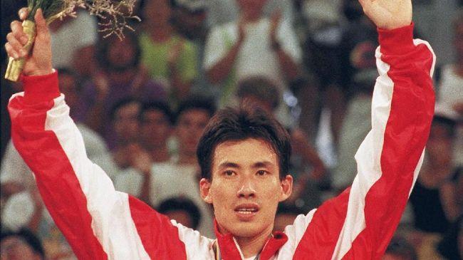 Alan Budikusuma bercerita tentang perjalanan kariernya, tentang emas Olimpiade, dan tentunya tentang Susy Susanti.