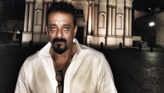 Aktor India Sanjay Dutt Idap Kanker Paru-paru Stadium 4