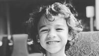 <p>Tahun ini Noah genap berumur 8 tahun, Bun. (Foto: Insragram/ @ashrafsinclair)  </p>
