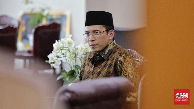 Gubernur NTB TGB Zainul Majdi menyebut sangat fair dan sesuai akal sehat jika mendukung Jokowi untuk melanjutkan agenda-agenda pembangunan yang sudah berjalan.
