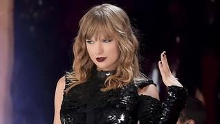 Taylor Swift, Musisi dengan Pendapatan Tertinggi Versi Forbes