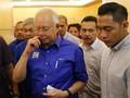 Polisi Geledah Rumah Najib Razak terkait Cuci Uang