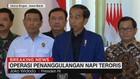 Pernyataan Resmi Jokowi Tanggapi Insiden di Mako Brimob