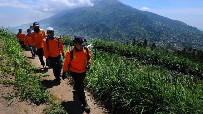 Warga Kabupaten Boyolali, Jawa Tengah, tetap beraktivitas seperti biasa ketika Gunung Merapi erupsi. Wilayah tersebut tidak terkena dampaknya.
