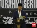 Jokowi Janji Angkat KH Syamun Jadi Pahlawan Nasional
