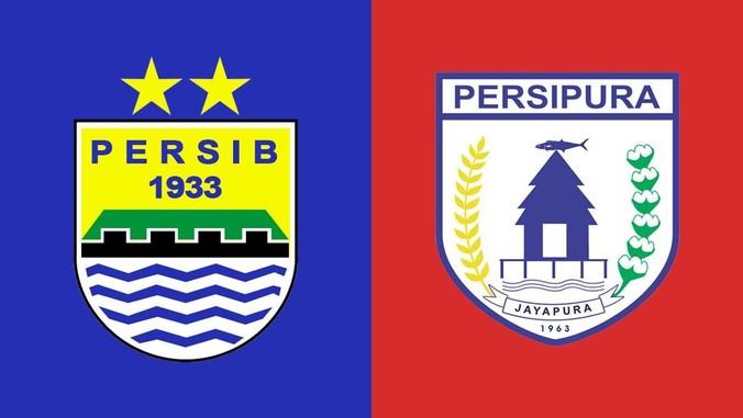 Persib Bandung kalahkan Persipura Jayapura 2-0 di Stadion Mandala, Jayapura, di Stadion Gelora Bandung Lautan Api, Sabtu (12/5) malam ini.