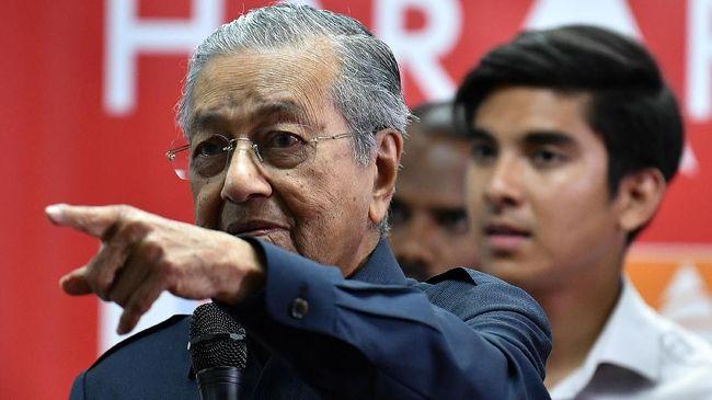 Malaysia Berencana Bangun Pulau di Selat Singapura
