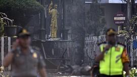 Kesaksian Tragedi Bom Gereja Katolik Santa Maria Tak Bercela