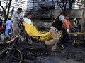 Nathan, Bocah Korban Bom Surabaya Masih Kritis