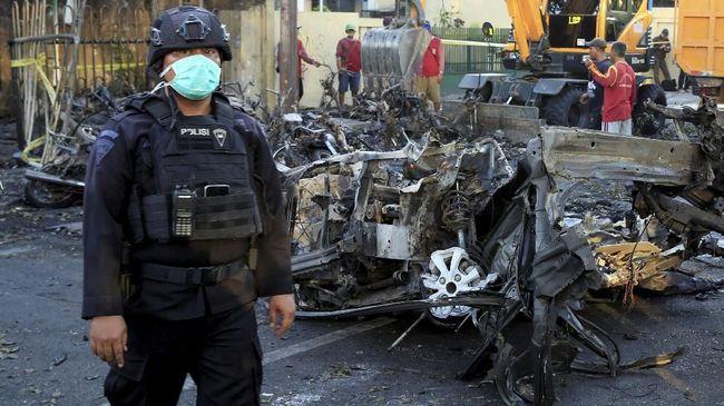 Pemerintah Iran mengecam serangkaian serangan teror bom yang menyerang Surabaya dan Indonesia akhir pekan lalu.