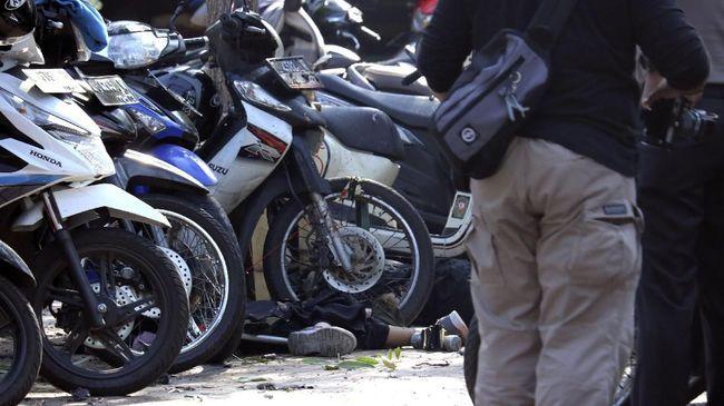 Aksi teror di Surabaya dinilai sebagai lanjutan kerusuhan di Mako Brimob. Aksi teror berpotensi akan terjadi di tempat-tempat lain.