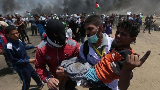 Turki Sebut AS 'Bertanggungjawab' atas Bentrokan di Gaza