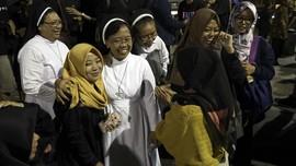 FOTO : Solidaritas Untuk Korban Bom Surabaya