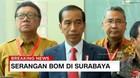 Jokowi Soal Bom Surabaya: Ini Tindakan Pengecut & Biadab