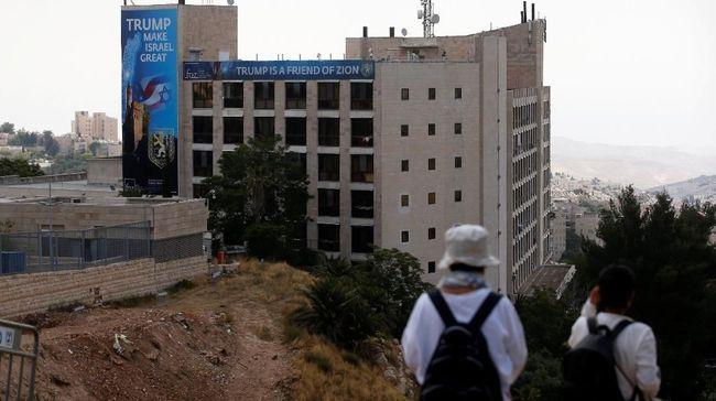 Buka Kedubes di Yerusalem, AS Dikecam Banyak Negara