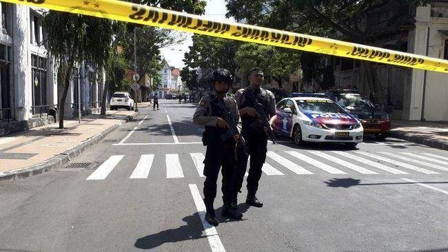Tito: Bom Surabaya Sampai Mapolrestabes Melibatkan Keluarga