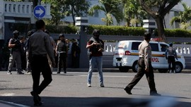 Dua Polisi Korban Bom Gereja Surabaya Naik Pangkat