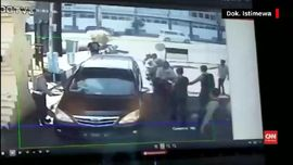 VIDEO: Polisi Jadi Korban Bom Polrestabes Surabaya