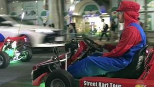 Tokyo Sediakan Tur Kota Ala Mario Bros