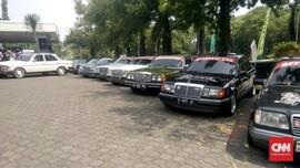 Regulasi Mobil 10 Tahun Dilarang di Jakarta Sedang Dirumuskan
